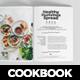 Cooking Book Magazine Template - GraphicRiver Item for Sale