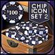 VOKR - Poker Chip Pack 2 - GraphicRiver Item for Sale