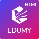 Edumy - LMS Online Education Course & School HTML Template - ThemeForest Item for Sale