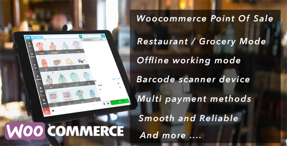 Openpos -  WooCommerce Point Of Sale(POS) Download