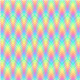 Psychedelic Wavy Stripes Pixel Art Pattern - GraphicRiver Item for Sale
