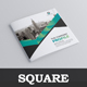 Square Brochure Template - GraphicRiver Item for Sale