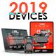 2019 Tech 3D Models - 3DOcean Item for Sale
