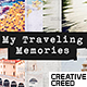 Traveling Memories / Journey Photo Album / Family and Friends / Adventure Slideshow - VideoHive Item for Sale
