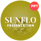 Sunflo Flower Presentation Template - GraphicRiver Item for Sale