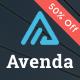 Avenda - Multi-Purpose Business WordPress Theme - ThemeForest Item for Sale