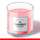 Candle in Glass Mock-up - GraphicRiver Item for Sale