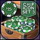 VOKR - Poker Chip Pack 3 - GraphicRiver Item for Sale