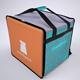 Food Delivery Backpack Mock-Up - GraphicRiver Item for Sale