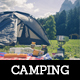Camping Outdoors Magazine Indesign Template - GraphicRiver Item for Sale