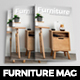 Furniture & Deco Magazine Template - GraphicRiver Item for Sale