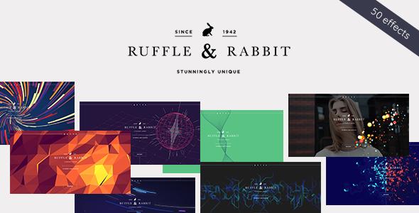 Rabbit - Exclusive Coming Soon WordPress Theme