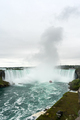 Niagara Falls from the Ontario Canadian side - PhotoDune Item for Sale