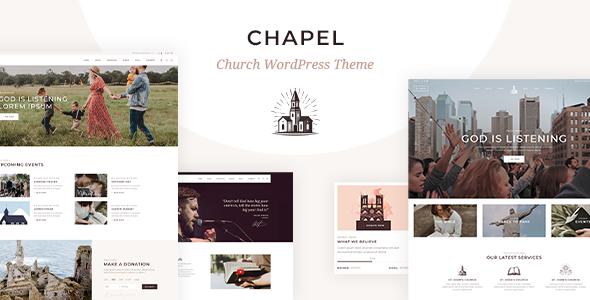 Chapel - Church Theme