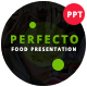 Perfecto Food Presentation Template - GraphicRiver Item for Sale