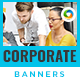 Corporate HTML5 Banners - 7 Sizes - CodeCanyon Item for Sale