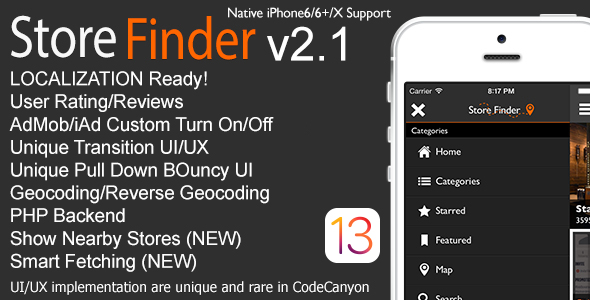 Store Finder Full iOS Application v2.1 Free Download #1 free download Store Finder Full iOS Application v2.1 Free Download #1 nulled Store Finder Full iOS Application v2.1 Free Download #1
