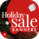 Holiday Sale HTML5 Banners - 8 Sizes - CodeCanyon Item for Sale