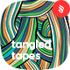 Tangled Tapes Seamless Patterns - GraphicRiver Item for Sale