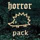 Horror Pack - AudioJungle Item for Sale
