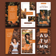 Welcome Autumn - Animated Instagram Stories - GraphicRiver Item for Sale