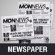 16 Page Newspaper Design v5 - GraphicRiver Item for Sale