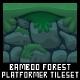 Bamboo Forest - Platformer Tileset - GraphicRiver Item for Sale