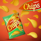 Vector Bright Template for Chips Package Design - GraphicRiver Item for Sale