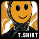 Mr. Smile T-Shirt Design - GraphicRiver Item for Sale