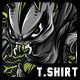 High Sting! T-Shirt Design - GraphicRiver Item for Sale
