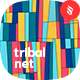 Tribal Net Hand Sketch Seamless Patterns - GraphicRiver Item for Sale