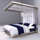 Master Bed - 3DOcean Item for Sale