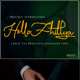 Hello Fhillya Handwritten Font - GraphicRiver Item for Sale