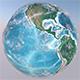 21K Relief Earth & Cloud - 3DOcean Item for Sale