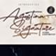 Agustina Signature - GraphicRiver Item for Sale
