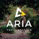 Aria Presentation Templates - GraphicRiver Item for Sale