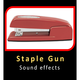 Staple Gun Sounds