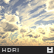 High Resolution Sky HDRi Map 643