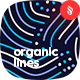 Organic Lines Seamless Patterns - GraphicRiver Item for Sale