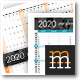 Year Planner 2020 - GraphicRiver Item for Sale
