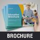 Education Prospectus Brochure v10 - GraphicRiver Item for Sale