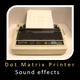 Dot Matrix Printer Sounds