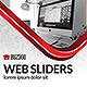 Sliders - GraphicRiver Item for Sale