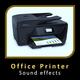 Office Printer Sounds