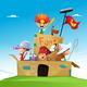 Cartoon Children - GraphicRiver Item for Sale