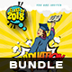 Graduation Flyer Bundle - GraphicRiver Item for Sale