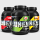 Whey Protein Supplement Label Design - GraphicRiver Item for Sale