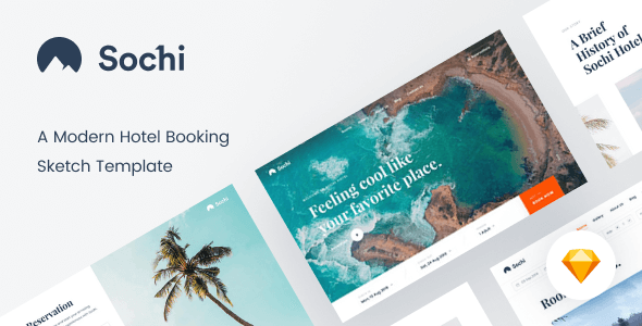 Review: Sochi – Hotel Booking Sketch Template free download Review: Sochi – Hotel Booking Sketch Template nulled Review: Sochi – Hotel Booking Sketch Template