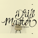 Drillmaster Hand Brush Font - GraphicRiver Item for Sale