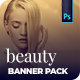Beauty Banner Pack - GraphicRiver Item for Sale